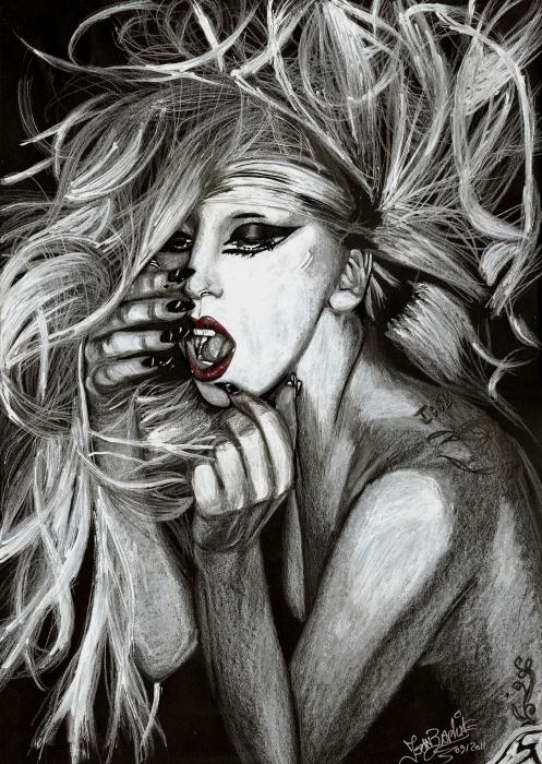 Lady Gaga par jb71